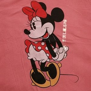 DISNEY Minnie Mouse shirt